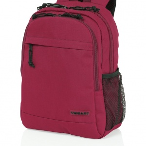 mochila pequeña roja de vogart