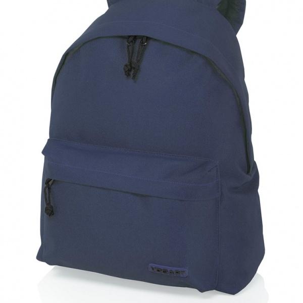 mochila azul marino random de vogart