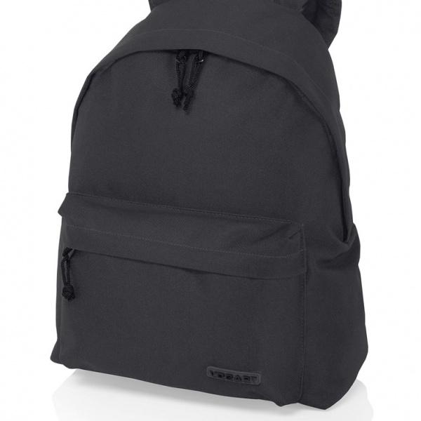 mochila negra random de vogart