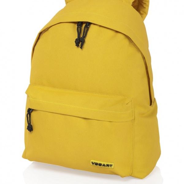 mochila amarillo random de vogart
