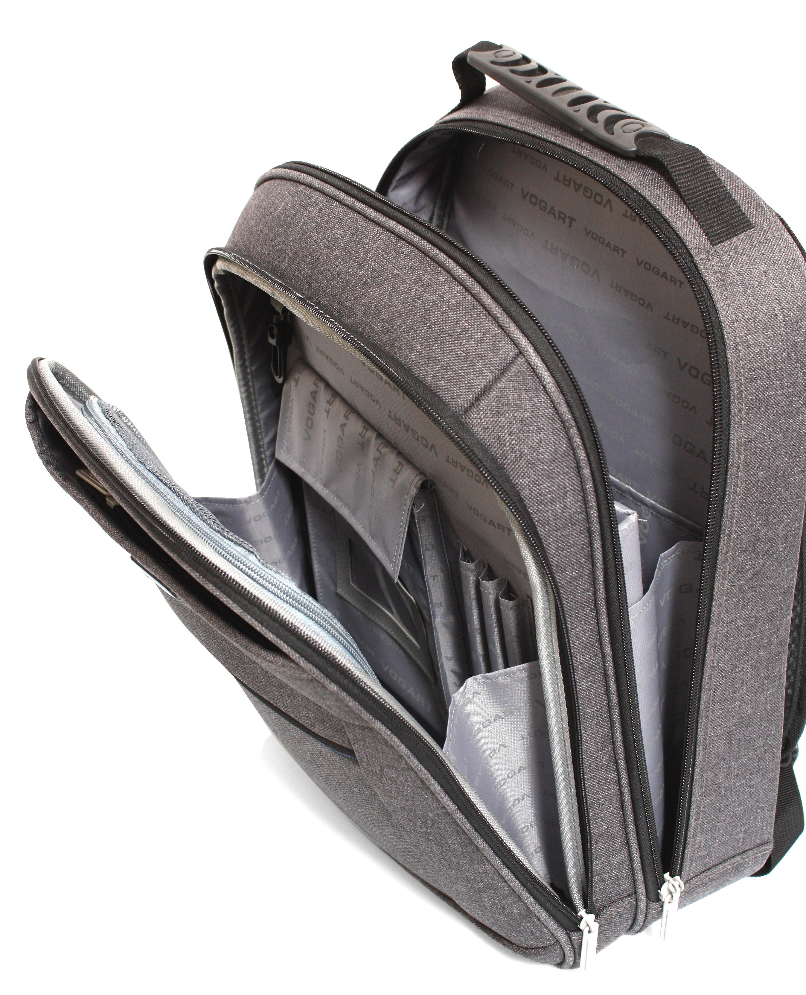 mochila fenix de vogart interior