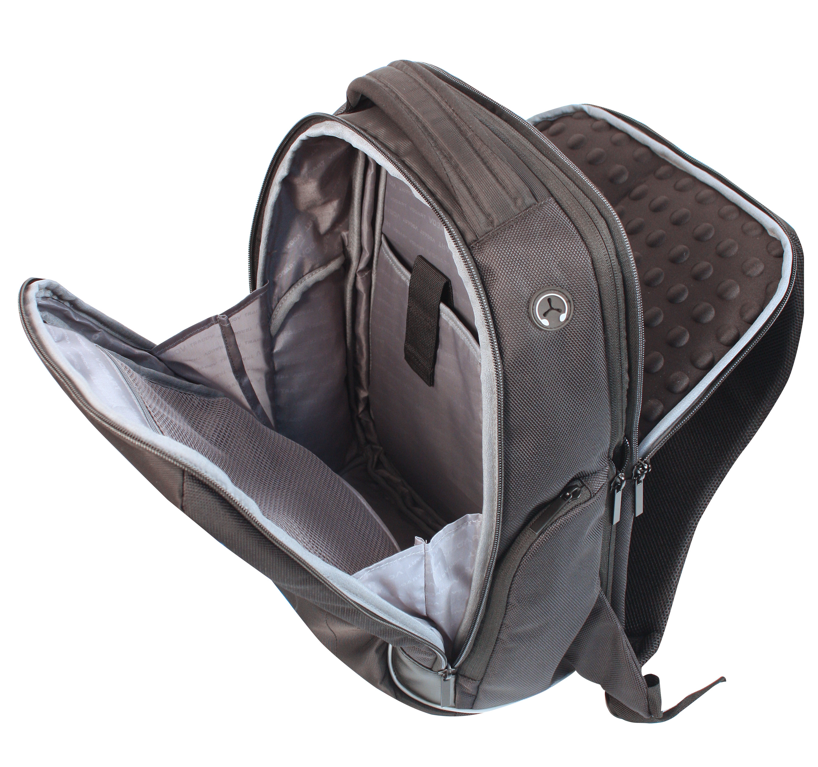 mochila extensible summit de vogart interior